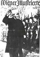 Amin Al Husseini shown here on a Nazi poster recruiting fellow Muslims to join Hitler in the fight against the West and the Jews. His disciples today include Yasser Arafat, Saddam Hussein and the leaders of Hamas, Al Qaeda and Islamic Jihad. Football Music, Gypsy Men, Saddam Hussein, Nazi Propaganda, Germany Ww2, Muslim Brotherhood, Al Qaeda, World History, Old Photos