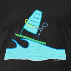 Kind Mode, Athletic Tank Tops, Bra, Women, Fashion, Funny Stick Figures, Funny Shirts, Windsurfing, Sea Sports