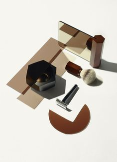 """This shaving kit, by designer Mark Braun and German grooming specialist Mühle, incorporates a lathering bowl, shaving mirror, double-edged safety razor and brush with fine silver-tip badger bristles. The pieces feature a matt, anodised coating, while the razor's chrome plating complements its aluminium construction. <a class=""""pintag searchlink"""" data-query=""""%23wallpaperhandmade"""" data-type=""""hashtag"""" href=""""/search/?q=%23wallpaperhandmade&rs=hashtag"""" rel=""""nofollow"""" title=""""#wallpaperhandmade search Pinterest"""">#wallpaperhandmade</a>"""