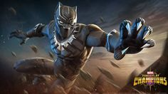 Collection of high quality Marvel superhero Black Panther wallpapers from movies and Marvel Comics. Images of Chadwick Boseman as Black Panther in Movies. We have 45 wallpapers in Black Panther collection. Black Panther Marvel, Black Panther Character, Black Panther Art, Black Panthers, Marvel Comics Superheroes, Marvel Vs, Marvel Heroes, Marvel Characters, Dc Comics