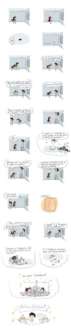 psychose des araignés