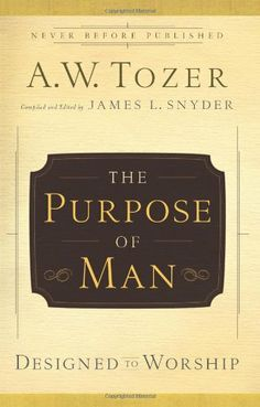 aw tozer quotes.html