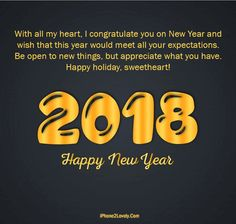 new year 2018 best wishes for boyfriend him hubby new year love quotes for him