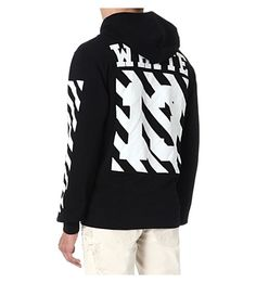 OFF-WHITE C/O VIRGIL ABLOH Caravaggio hoody #offwhite #virgil #abloh Off White Virgil, Off White Clothing, Off White Mens, Virgil Abloh, Mode Streetwear, Skate Wear, Men Wear, Caravaggio, Stussy