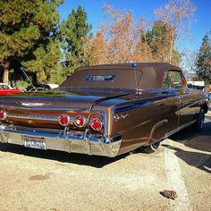 62 Chevy Impala Rag Low low........
