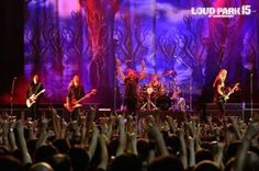 Loud Park 15, Saitama Super Arena - Japan. Oct. 10, 2015 © Yuji Honda