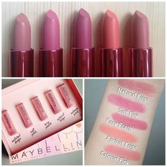 New maybelline nude matte
