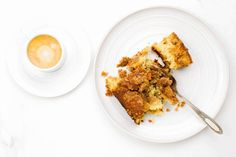 Gluten-Free Coffee Cake by @draxe