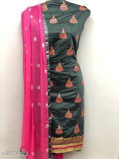 Chanderi Silk: Free COD Drishya Attractive Designer Suits & Dress Materials Vol 1 *TOP* : Variable ( Check. Cotton Suit, Waterproof Fabric, Salwar Suits, Cod, Pajama Pants, Chiffon, Silk, Summer Dresses, Shopping