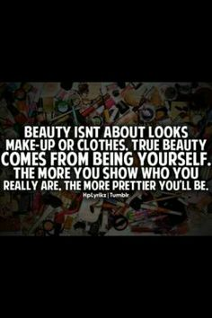 Inner beauty shines brighter