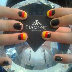 #diamondnailsspa #nailart #nailkids #naildiamond #nailsspa #unhas #manicure #alemanha #germany #deustoheand