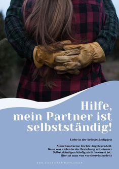 #Liebe in der #Selbstständigkeit - manchmal keine einfache Angelegenheit. ⠀⠀⠀⠀⠀⠀⠀⠀⠀ Denn was vielen in der Beziehung mit einem:r Selbstständigen häufig nicht bewusst ist: Hier ist man von vornherein zu dritt. ⠀⠀⠀⠀⠀⠀⠀⠀⠀ Wer ist diese ominöse dritte Person? Warum macht es Sinn, die Rollenverteilung innerhalb der Beziehung von Zeit zu Zeit zu überprüfen? Und warum ist es so wichtig, den:die Partner:in als wichtigen Erfolgsgaranten mit einzubeziehen? #unternehmer #beruf #unternehmertum Partner, Entrepreneurship, Relationship, Things To Do, First Aid, Love