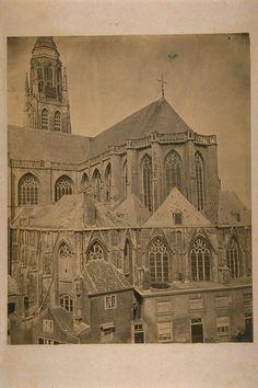 Breda. Grote Kerk.