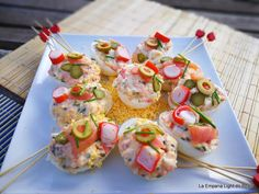 Canapes, Tortillas, Cooking, Cake, Desserts, Food, Buffet, Drinks, Avocado Deviled Eggs
