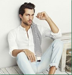 Tobias Sorensen for HE by Mango  S/S 13 LB – Part II
