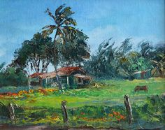 Hawaii Kuleana | by Betty Hay Freeland #BettyHayFreeland #Oil #cedarstreetgalleries