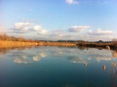 natura incontaminata, circonda gli specchi d'acqua del Circolo Sportivo EXTREME