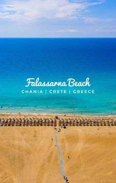 Holiday villa rentals in Crete, Handpicked villas and hotels in Crete Falassarna Beach, Crete Holiday, Relax, Romantic Vacations, Enjoying The Sun, Ultimate Travel, Sandy Beaches, Beautiful Islands, Greek Islands
