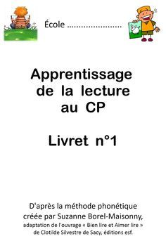Livret d'apprentissage: syllabique + livret d'exo English Lessons, Learn English, Teaching Reading, Fun Learning, Autism Education, French For Beginners, French Classroom, Literacy Stations, Home Schooling