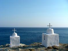 Greece - Folegandros on Behance