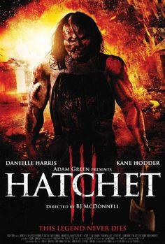Hatchet III (2013) - 7/10