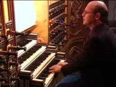 Bach: Sheep May Safely Graze [BWV208] Hinsz-organ at Kampen [NL]