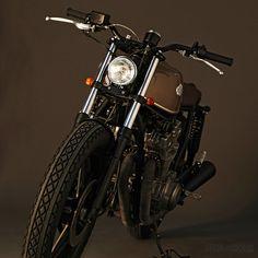 'Cíclope' 1980 Honda CB750 Cafe, KZ model | Café Racer Dreams