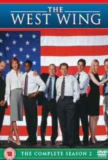 The West Wing : Complete Series / HU DVD 14086 - 14092 / http://catalog.wrlc.org/cgi-bin/Pwebrecon.cgi?BBID=7249703