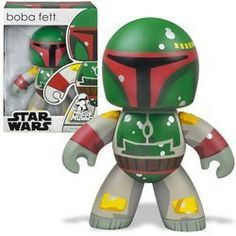 Star Wars Mighty Muggs: 6' Boba Fett ** Click image to review more details.(It is Amazon affiliate link) #food