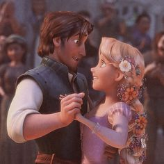 Cartoon Movies, Cartoon Pics, Cute Cartoon Wallpapers, Animes Wallpapers, Rapunzel And Eugene, Tangled Rapunzel, Disney Tangled, Flynn Rider And Rapunzel, Disney Icons