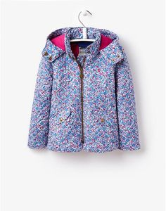 04a4e98e9624a JNRMARCOTTEQuilted Coat Joules Kids, Joules Uk, Waterproof Coat, Girls  Quilts, Tween Girls