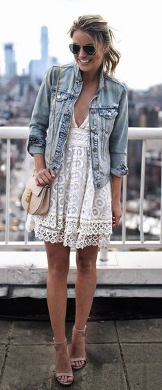 <3 MY FAVORITE CASUAL SUMMER WORK OUTFIT <3 100 Casual Work Outfits Ideas 2017 || FENZYME.COM #casualworkoutfit