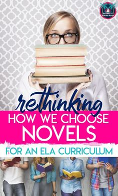 How to Select the Best Novels for Your ELA Curriculum | Reading and Writing Haven #TeachingNovels #MiddleSchoolELA #HighSchoolELA