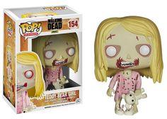 POP! TV #154: The Walking Dead: TEDDY BEAR GIRL