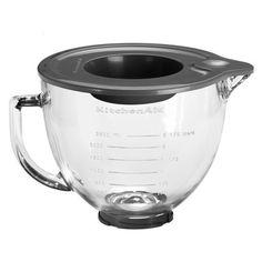 KitchenAid 4.83 Litre Glass Bowl