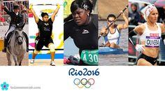 Mamás latinas en las Olimpiadas de Rio 2016