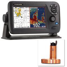 furuno gp1870f 7 color gps chartplotter/fishfinder combo, Fish Finder