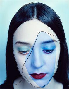 Magazine = A PART Publications Photos = Jean François Lepage Style = by me Make-Up = Carole Hannah Hair = Bruno Silvani