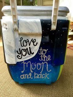 space galaxy moon and back cooler