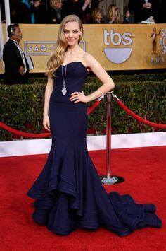 Amanda Seyfried  2013 SAG Awards