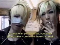 The GazettE Sexy and Funny