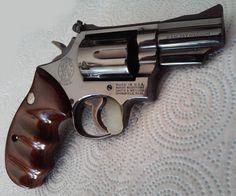S&W Model 19 in .357 Magnum