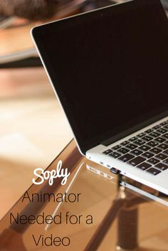 #Animator needed for a 7 minute short #video. Must have certificate in #animation, as well as a #portfolio showing your similar #experience. See the animation job and apply by clicking the pin!
