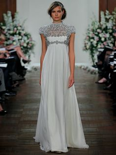 Jenny Packham 2013 Bridal Spring Collection