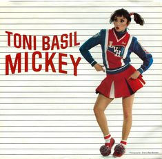 "Tony Basil ""Mickey"" such an upbeat song! Memories of my BFF Melissa. El Rock And Roll, Before I Forget, Nostalgia, Musica Pop, One Hit Wonder, New Wave, 80s Music, 80s Songs, Dance Music"