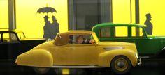 """Das Somerset House in London zeigt in der Ausstellung """"Tintin: Hergé's Masterpiece"""" mit viel Liebe zum Detail das Universum einer der einflussreichsten Comicfiguren der Geschichte."""