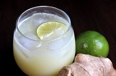 West African Ginger Drink — Recipe Recommendation