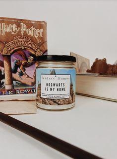 harry potter candles Harry Potter Candles, Baking Ingredients, Cookie Dough, Hogwarts, Cookies, Food, Crack Crackers, Biscuits, Essen