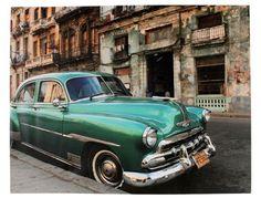 Painting Cuba Car, Kare design