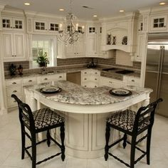 Barber Cabinet Co. - traditional - kitchen cabinets - louisville - Barber Cabinet ooCo.